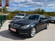 Mercedes-Benz C 180 CDI BlueEFFICIENCY Avantgarde SPORTPAKET AMG EDITION * Navigacija 2xParktronic FULL -FACELIFT 2012-