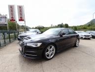 Audi A6 2.0 TDI S-Tronic 190 KS Sport Selection EXCLUSIVE PLUS Sportpaket 3xS-Line Bi-Xenon Led Navi DVD 2xParktronic Kamera MAX-VOLL -New Modell 2017-FACELIFT
