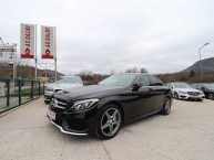 Mercedes-Benz C 220 D BlueTEC Tiptronik -7G-Tronic AMG EDITION Avantgarde Sportpaket Max-VOLL FASCINATION Bi-Xenon+FULL-LED Distronic Plus Kamera 170 KS* New Modell 2015