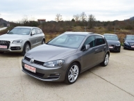 Volkswagen Golf VII 1.6 CR TDI HIGHLINE SPORT R-LINE EDITION Navigacija 2xParktr. Panorama Max-FULL - New Modell 2014 -