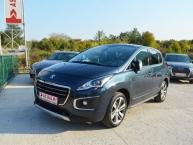 Peugeot 3008 2.0 HDI Tiptronik FELINE SPORT Bi-Xenon+LED Navigacija 2xParktr.Panorama EXCLUSIVE New Modell 2015