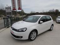 Volkswagen Golf VI 2.0 CR TDI Comfortline Sport BlueMotion Navigacija 2xParktronic 140 KS * Max-FULL - New Modell 2012 -