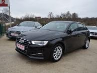 Audi A3 SB 2.0 TDI S-Tronic 150 KS Sportpaket EXCLUSIVE PLUS Navigacija Parktr. Bi-Xenon LED Max-FULL-New Modell 2016-
