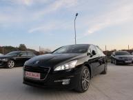 "Peugeot 508 2.2 HDI Tiptronik ""GT"" SPORT 150 kW - 204 KS * Max FULL Navigacija Bi Xenon LED -New Modell 2011-"
