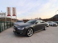 Audi A4 2.0 TDI 3xS-Line 150 KS Sportpaket Sport Selection Edition Exclusive Bi-Xenon LED Navigacija 2xParktronic Šiber Max-VOLL -New Modell 2016-FACELIFT