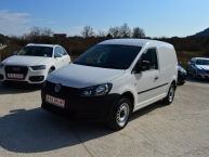 Volkswagen Caddy 1.6 CR TDI EcoProfi KLIMA LKW FACELIFT Parktronic BlueMotion Technology New Modell 2015