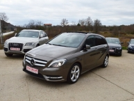 Mercedes B 200 CDI EXCLUSIVE Sportpaket Plus FASCINATION Tiptronik - 7G-Tronic Bi-Xenon LED Navigacija 2xParktronic Max-FULL New Modell 2014
