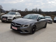Mercedes-Benz CLA 220 CDI Tiptronik - 7G-Tronic AMG EDITION NIGHT-PAKET Fascination Max-Full Navigacija Panorama Bi-Xenon LED Kamera -New Modell 2014-