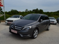 Mercedes B 200 CDI EXCLUSIVE Sportpaket Plus FASCINATION Tiptronik - 7G-Tronic Bi-Xenon LED Navigacija 2xParktronic Max-FULL -New Modell 2012-
