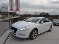 Peugeot 508 2.2 HDI Tiptronik ''GT'' SPORT 150 kW - 204 KS * Max-Full Navigacija Bi-Xenon LED 2xParktronic -New Modell 2012-