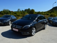 Mercedes B 200 CDI EXCLUSIVE Sportpaket Plus FASCINATION Navigacija 2xParktr. Bi-Xenon LED Panorama 136 KS -Modell 2014-