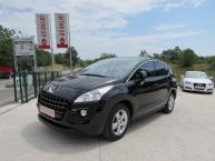 Peugeot 3008 2.0 HDI Allure Sport Navigacija Parktr. 110 kW-150 KS -Modell 2013-