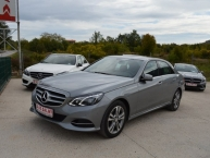 Mercedes-Benz E 220 BlueTEC Tiptronik -7G-Tronic EXCLUSIVE Avantgarde Sportpaket Max-FULL Bi-Xenon LED Park.Assist Command DVD -New Modell 2015-FACELIFT