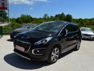 Peugeot 3008 1.6 HDI FELINE SPORT Bi-Xenon LED Max-FULL Navigacija 2xParktr. Panorama -New Modell 2014-