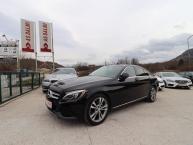 Mercedes-Benz C 180 D BlueTEC Tiptronik -7G-Tronic Avantgarde Sportpaket EXCLUSIVE Max-FULL Bi-Xenon+LED Kamera Park Assist New Modell 2017