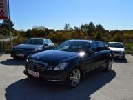 Mercedes-Benz E 200 2.2 CDI Avantgarde Sportpaket FACELIFT AMG EDITION EXCLUSIVE Max-Full Modif. Modell 2013
