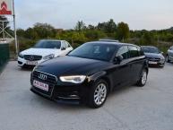 Audi A3 SB 2.0 TDI S-Tronic 150 KS Sportpaket EXCLUSIVE PLUS Navigacija 2xParktr. Bi-Xenon LED Max-FULL - New Modell 2015 -