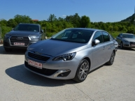 Peugeot 308 2.0 BlueHDI Tiptronik FELINE SPORT EXCLUSIVE*Navi 2xParktr.Bi-Xenon+LED FULL 150 KS-New Modell 2015-