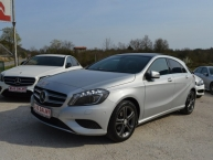 Mercedes A 180 CDI EXCLUSIVE Sportpaket Plus FASCINATION Navigacija Park Assist Panorama Bi-Xenon+LED -New Modell 2015-MAX VOLL