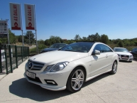 Mercedes-Benz E 350 CDI Coupe BlueEFFICIENCY AMG STYLING AMG LINE *