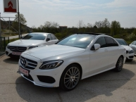 Mercedes-Benz C 220 D BlueTEC Tiptronik 7G-Tronic AMG EDITION Avantgarde Sportpaket Max-VOLL FASCINATION Bi-Xenon+FULL-LED New Modell 2015