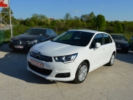 Citroen C4 1.6 BlueHDI Automatik EXCLUSIVE Millenium Navigacijai 120 KS FULL- New Modell 2016 -