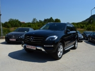 Mercedes-Benz ML 350 BlueTEC 4Matic Tiptronik-7G-Tronic 258 KS Sportpaket Exclusive Max-FULL Bi-Xenon LED Kamera Comand DVD -New Modell 2015- FACELIFT