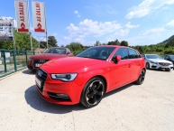 Audi A3 SB 2.0 TDI Sport Selection S-Line Sportpaket Exclusive Plus Bi-Xenon+LED MAX-VOLL 150 KS New Modell 2016