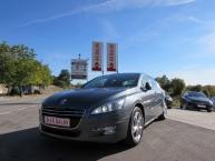 Peugeot 508 2.0 HDI FELINE Sport Bi-Xenon LED Navigacija 163 KS * Parktronic Max-FULL New Modell