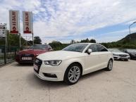 Audi A3 Limuzina 2.0 TDI S-Tronic Sport Selection EXCLUSIVE PLUS Sportpaket Navigacija 2xParktr. MAX-VOLL - New Modell 2015 - 110 kW-150 KS