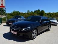 Mercedes-Benz E 200 2.2 BlueTEC Tiptronik - 7G-Tronic EXCLUSIVE Avantgarde Sportpaket Max-FULL Bi-Xenon Led Park Assist Comand DVD -New Modell 2015- FACELIFT