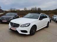 Mercedes-Benz E 350 D BlueTEC 4Matic Tiptronik-7G-Tronic 258 KS Night-Paket AMG Line Sportpaket Exclusive Edition Limited Max-Voll Distronic Plus DTR+Q FACELIFT New Modell 2016