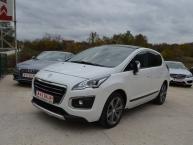 Peugeot 3008 2.0 HDI FELINE SPORT EXCLUSIVE Bi-Xenon LED Navigacija Panorama Parktronic 150 KS Max-FULL -New Modell 2014-