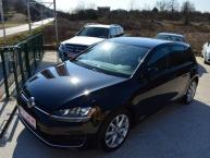 Volkswagen Golf VII 1.6 CR TDI DSG-Tiptronik HIGHLINE SPORT CARAT EDITION Bi-Xenon LED * ACC-System Navigacija 2xParktr. -New Modell 2013-