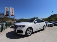 Audi Q7 3.0 TDI Quattro S-Tronic Sport Selection Edition Exclusive 3xS-Line Plus ACC+360°Kamera Virtual Cockpit Max-VOLL 272 KS New Modell 2018