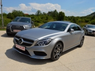 Mercedes-Benz CLS 350 D 4Matic BlueTEC Tiptronik - 9G Tronic Distronic Plus DTR+Q Max-VOLL Night-Paket AMG Line DESIGNO EDITION1 >>>>>EINZELSTÜCK