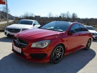 Mercedes-Benz CLA 220 CDI Tiptronik -7G-Tronic AMG EDITION Night-Paket AMG Line Sportpaket Exclusive Edition Limited Max-Voll 130 kW-177 KS - New Modell 2015 -